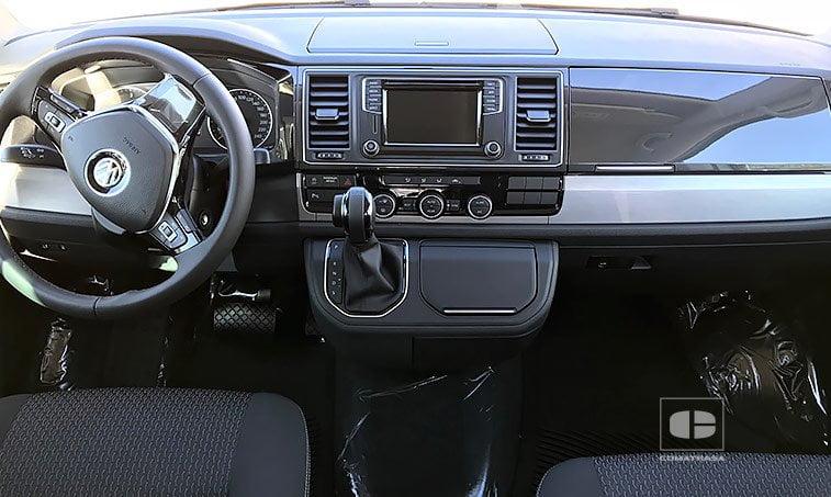 Interior VW Multivan Outdoor DSG 2.0 TDI 150 CV