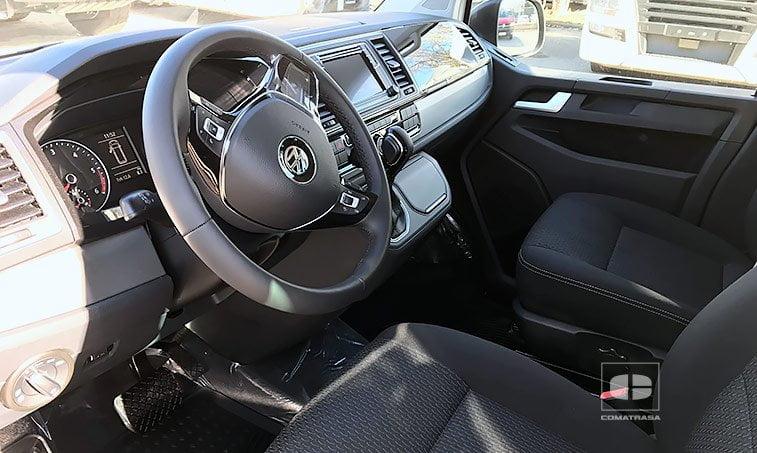 Asientos delanteros VW Multivan Outdoor DSG 2.0 TDI 150 CV Batalla Corta