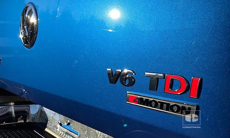 Volkswagen Amarok Aventura V6
