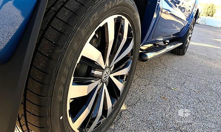 llantas Volkswagen Amarok Aventura V6
