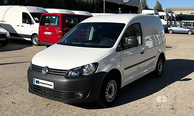 VW Caddy 1.6 TDi 102 CV Furgoneta