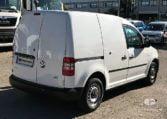 lateral derecho VW Caddy 1.6 TDi 102 CV Furgoneta