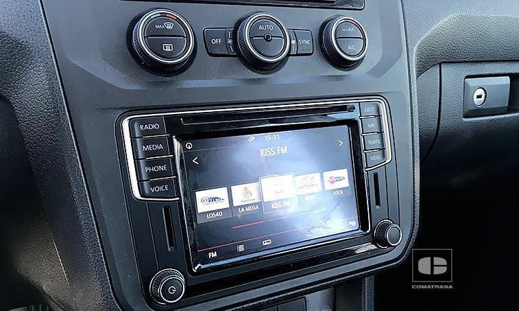 Navegador VW Caddy Maxi Trendline 2.0 TDI 102 CV 2017