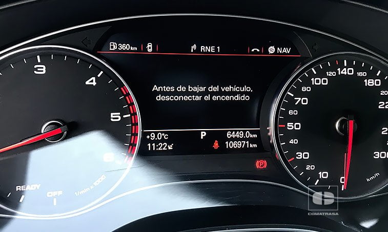 kilómetros Audi A7 Sportback 3.0 TDI 272 CV Quattro S Tronic