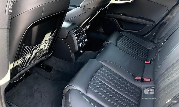 tapicería cuero Audi A7 Sportback 3.0 TDI 272 CV Quattro S Tronic