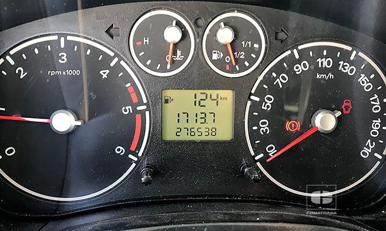 kilómetros Ford Transit Connect 1.8 TDCI 110 CV