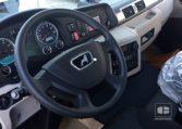 interior MAN TGL 8190 4x2 BL Chasis Camión