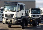 MAN TGS 18420 4x2 BLS SC Cabeza Tractora