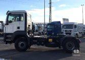lateral izquierdo MAN TGS 18420 4x2 BLS SC Cabeza Tractora