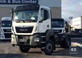 MAN TGS 18420 4x4 BLS Cabeza Tractora