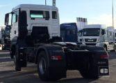 MAN TGS 18420 4x4 BLS Cabeza Tractora 2018