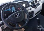 interior MAN TGS 18420 4x2 BLS SC Cabeza Tractora