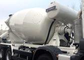 MAN TGS 35360 8x4 BB Camión Hormigonera nuevo