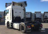 Tractora ocasión MAN TGX 18480 4x2 BLS Efficientline (2014)