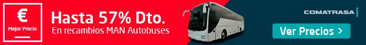 Recambios MAN Autobuses