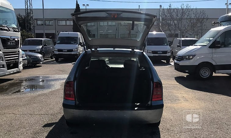 maletero Skoda Octavia 1.9 TDI 90 CV