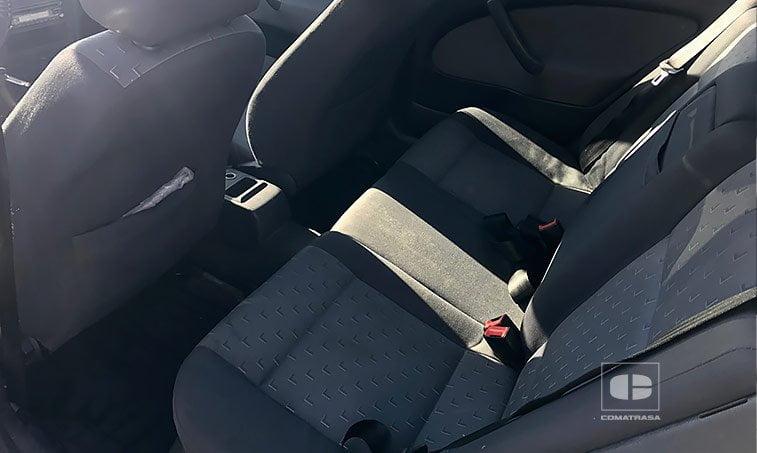 asientos traseros Skoda Octavia 1.9 TDI 90 CV