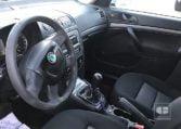 interior Skoda Octavia 1.9 TDI 105 CV (2011)