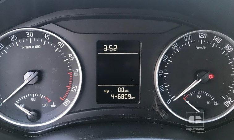 kilómetros Skoda Octavia 1.9 TDI 105 CV (2011)