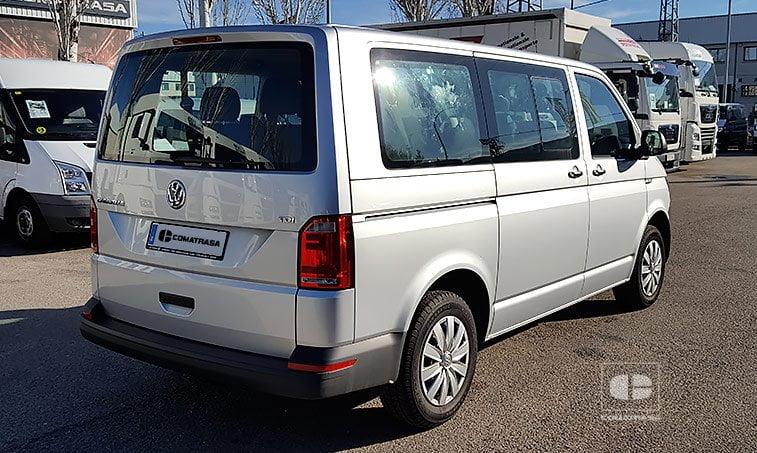 lateral derecho Volkswagen Caravelle 2.0 TDI 102 CV