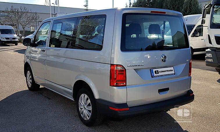 lateral izquierdo Volkswagen Caravelle 2.0 TDI 102 CV