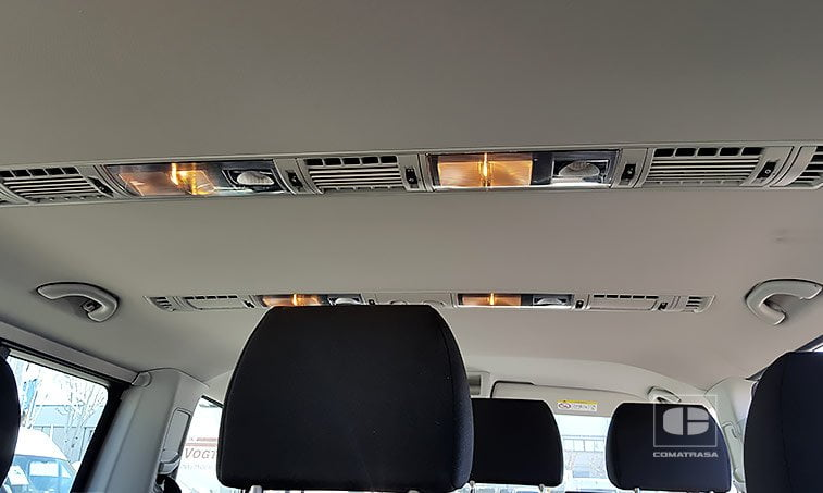 climatizador Volkswagen Caravelle 2.0 TDI 102 CV
