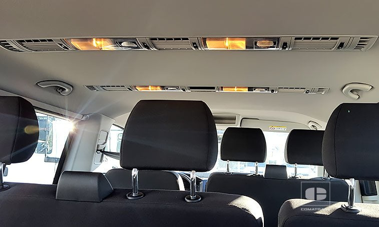 climatizador VW Caravelle Trendline 2.0 TDI 102 CV