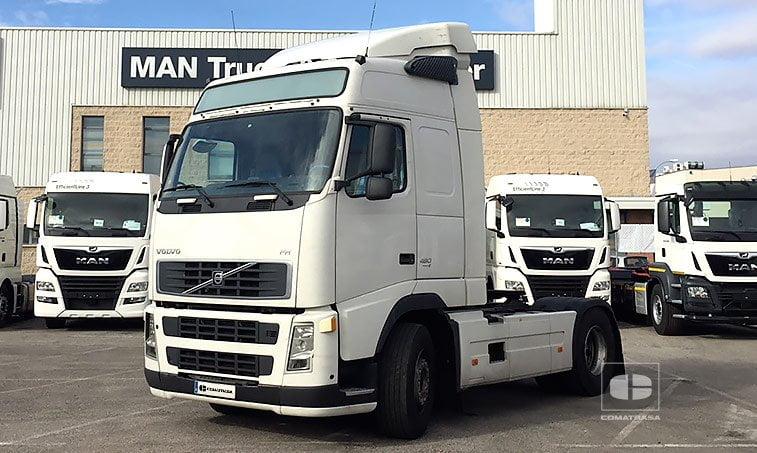 Volvo FH 42480 Cabeza Tractora