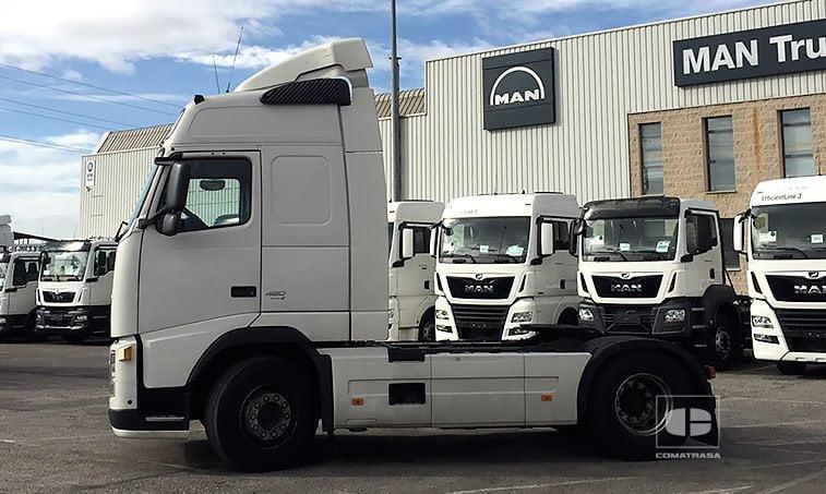 lateral izquierdo Volvo FH 42480 Cabeza Tractora