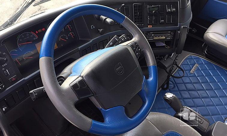 volante Volvo FH 42480 Cabeza Tractora