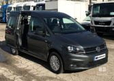 VW Caddy Trendline 2.0 TDI 102 CV Mixto Adaptable 2016