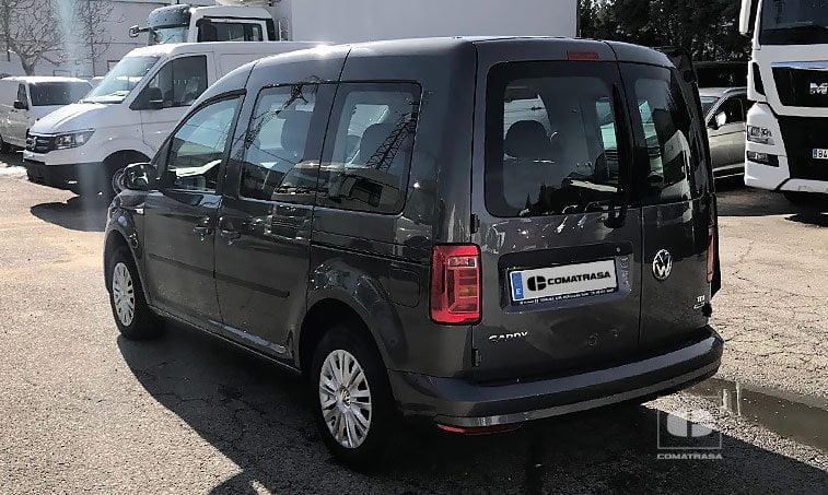lateral izquierdo VW Caddy Trendline 2.0 TDI 102 CV Mixto Adaptable