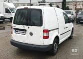 lateral derecha VW Caddy 2.0 SDI 70 CV Furgoneta