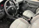 interior VW Caddy 2.0 SDI 70 CV Furgoneta