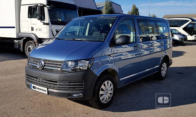 VW Caravelle Trendline 102 CV 2.0 TDI Batalla Corta