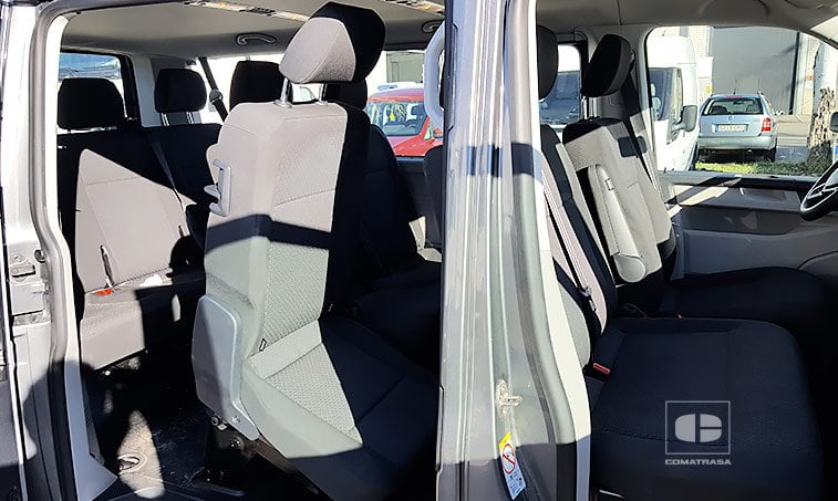 VW Caravelle Trendline Batalla Corta 2.0 TDI 102 CV 9 plazas