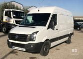 VW Crafter 30 Batalla Media 2.0 TDI BMT 109 CV