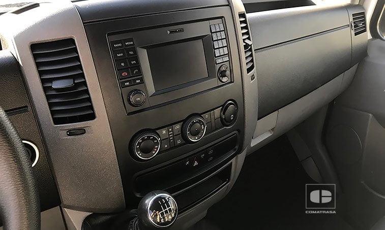 multimedia VW Crafter 30 Batalla Media 2.0 TDI BMT 109 CV