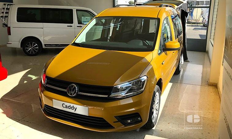 VW Caddy Maxi Beach 2.0 TDI 102 CV