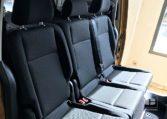 asientos VW Caddy Maxi Beach 2.0 TDI 102 CV