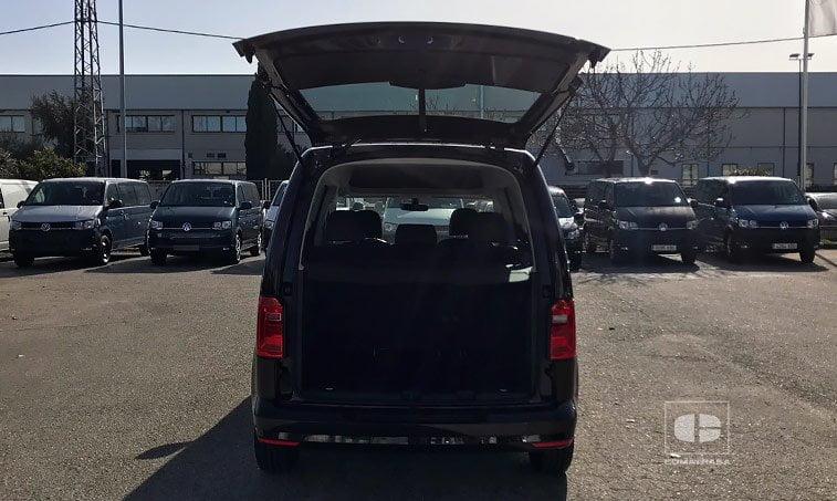 maletero Volkswagen Caddy Trendline 2.0 TDI 102 CV Mixto