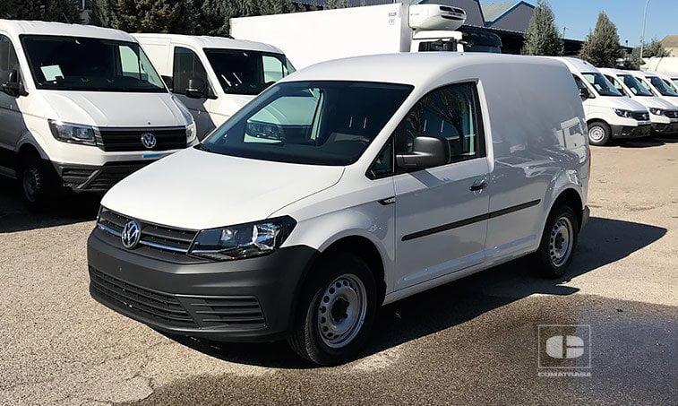 VW Caddy Business 2.0 TDI 75 CV