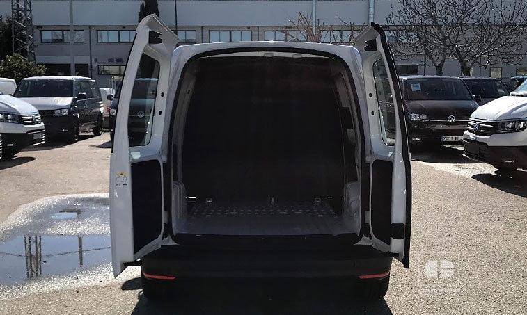zona de carga VW Caddy Business 2.0 TDI 75 CV