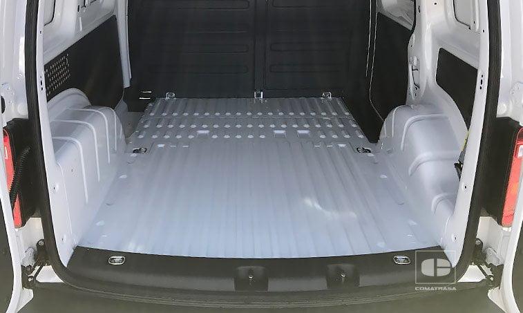 VW Caddy Profesional 2.0 TDI 75 CV 2018