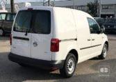 lateral derecho Volkswagen Caddy Profesional 2.0 TDI 102 CV