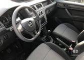 asientos Volkswagen Caddy Profesional 2.0 TDI 102 CV