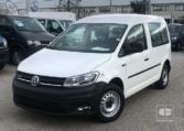 VW Caddy Profesional Kombi 1.4 TGI 110 CV BlueMotion
