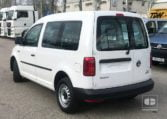 VW Caddy Profesional Kombi 1.4 TGI 110 CV BlueMotion GNC