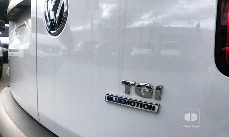 VW Caddy Profesional Kombi 1.4 TGI GNC 110 CV BlueMotion