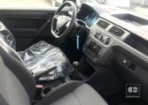 asientos VW Caddy Profesional Kombi 1.4 TGI 110 CV BlueMotion
